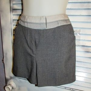 NWT Worthington size 4 monochromatic shorts